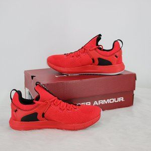 Under Armour UA HOVR Rise 2, Men's Size 8.5, Red